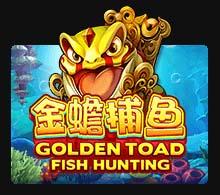 เกมยิงปลา Golden Toad